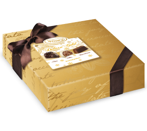 Witor's Linea Regalo Natale Scatola deluxe gold