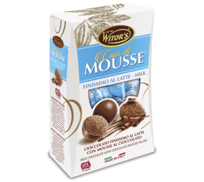 Witor's Cuor di mousse Latte