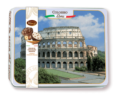 Witor's Linea Regalo We love Italy Latta Roma Colosseo