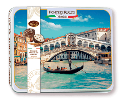 Witor's Linea Regalo We love Italy Latta Venezia