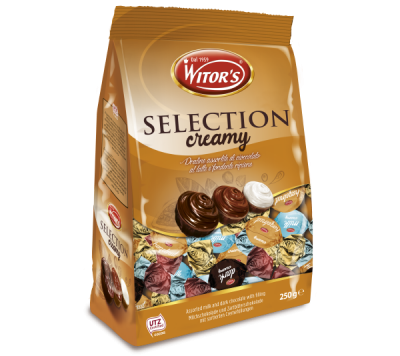 Witor's Praline Selection Creamy Mix
