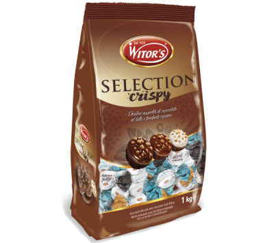 Witor's Praline Selection Crispy Mix