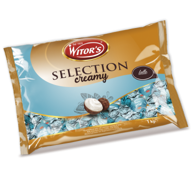 Witor's Praline Selection Creamy Latte
