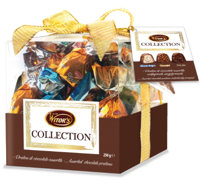 Collection Cubo 250g