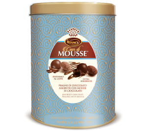 Cuor di mousse -Tin Box 250g