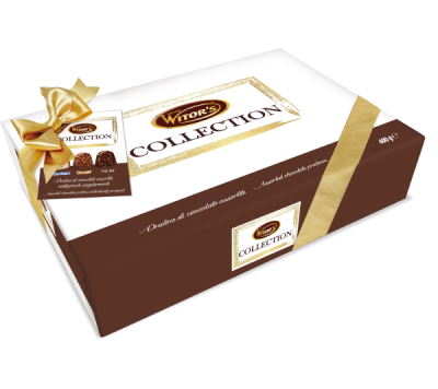 Collection Scrigno 400g